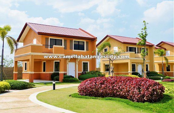 Camella Batangas City House and Lot for Sale in Batangas City Philippines