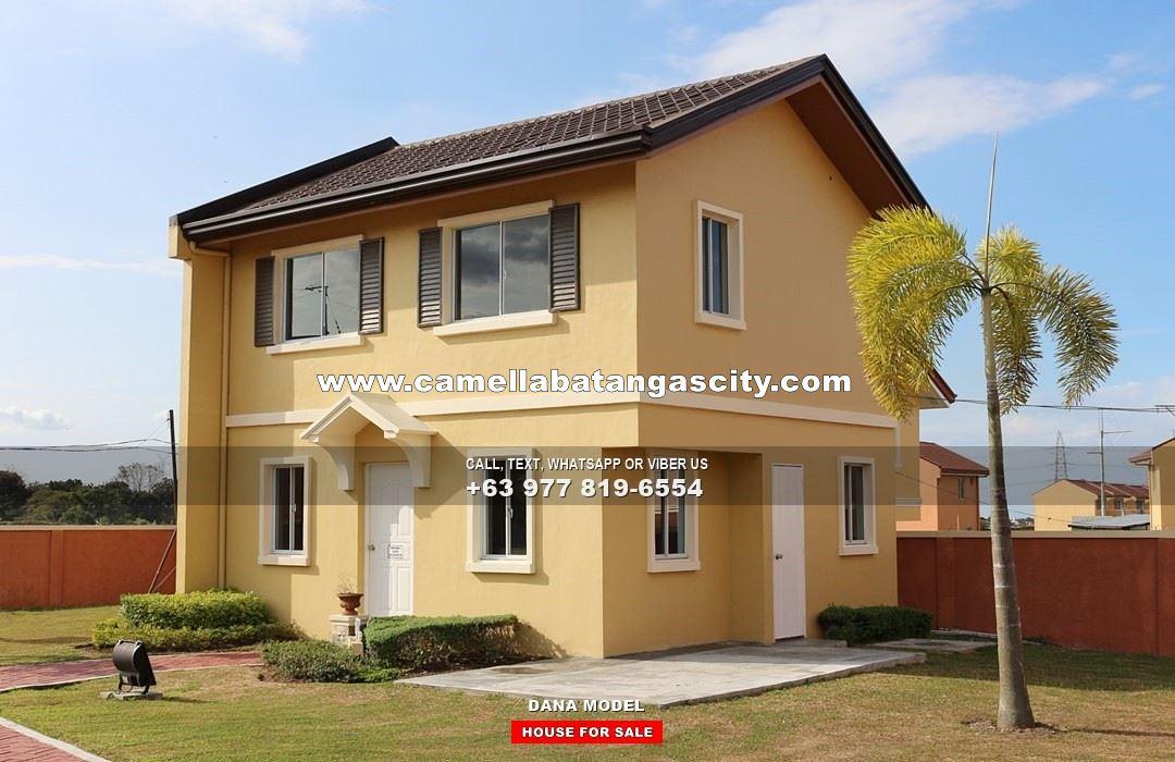 Dana House for Sale in Batangas City