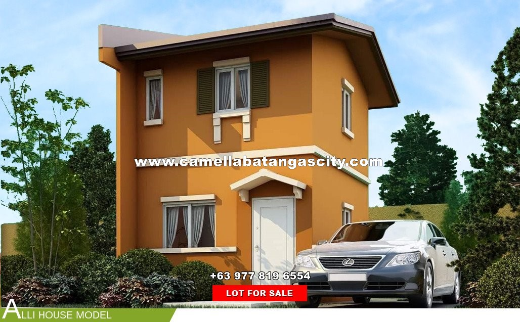 Alli House for Sale in Batangas City