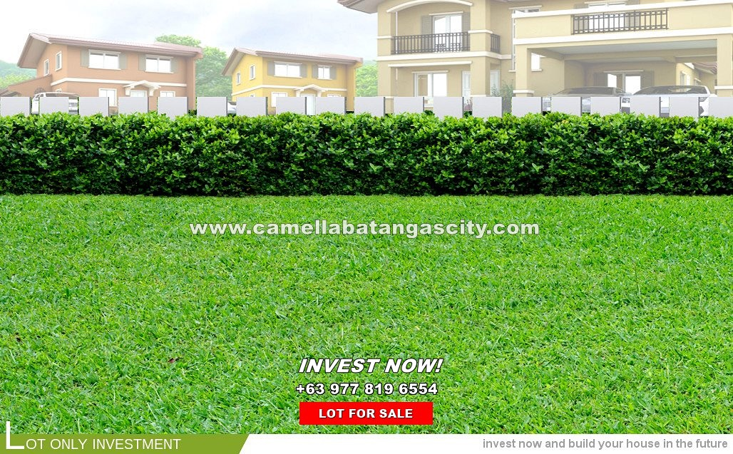 Lot House for Sale in Batangas City
