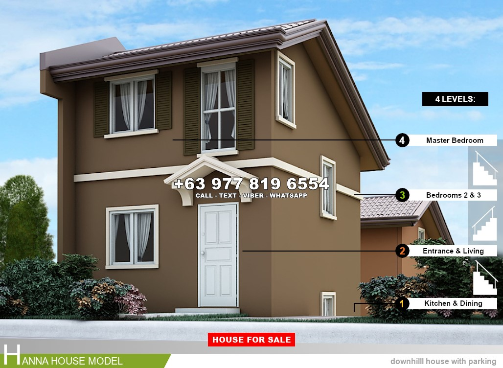 Hanna House for Sale in Batangas City