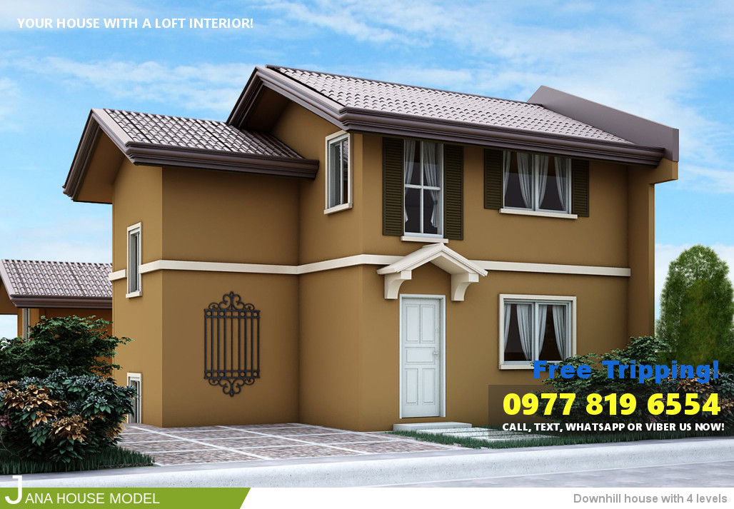 Janna House for Sale in Batangas City