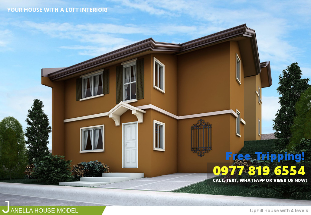 Janela House for Sale in Batangas City