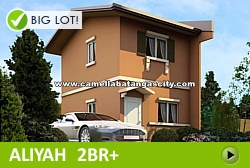 Aliyah - Affordable House for Sale in Batangas City