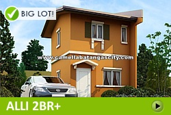 Alli House and Lot for Sale in Batangas City Philippines
