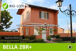 Bella House and Lot for Sale in Batangas City Philippines