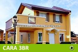 Cara House and Lot for Sale in Batangas City Philippines