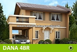 Dana House and Lot for Sale in Batangas City Philippines