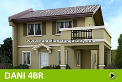 Dani House and Lot for Sale in Batangas City Philippines