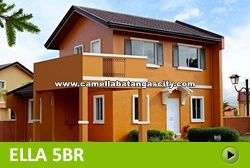 Ella House and Lot for Sale in Batangas City Philippines