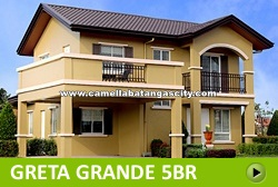 Greta House and Lot for Sale in Batangas City Philippines