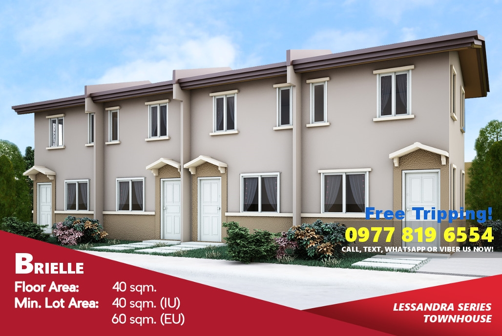 Brielle House for Sale in Batangas City