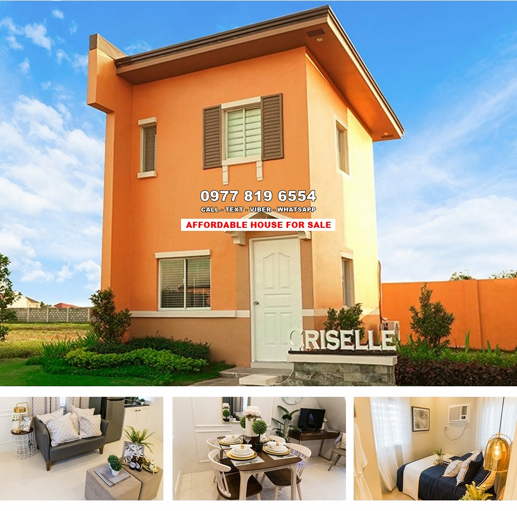 Criselle House for Sale in Batangas City