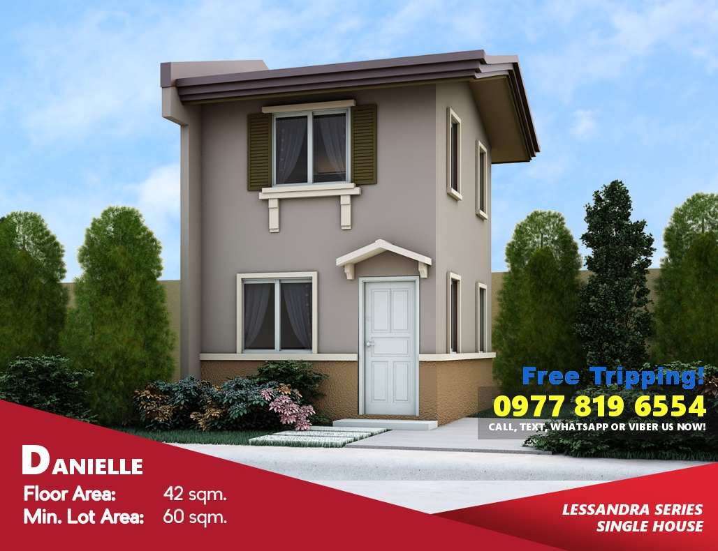 Danielle House for Sale in Batangas City