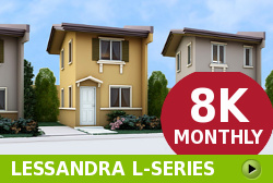 Lessandra Affordable Houses in Camella Batangas City