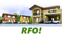 RFO Units for Sale in Camella Batangas City.